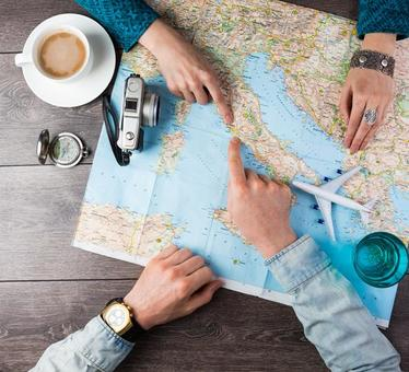 Best Travel Trends 2018 according to Pinterest