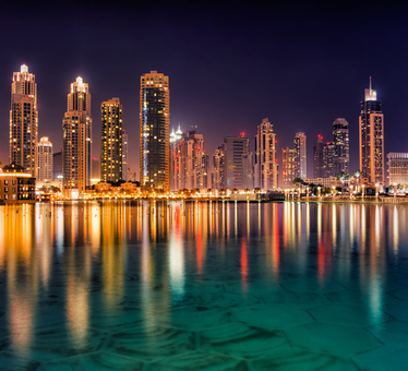 An Enthralling stroll through Dubai