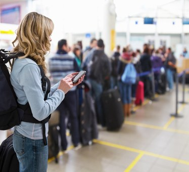 Five Things You Should Do If You Are Stranded At An Airport