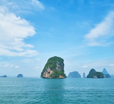 5 of the Least Explored Regions in Asia