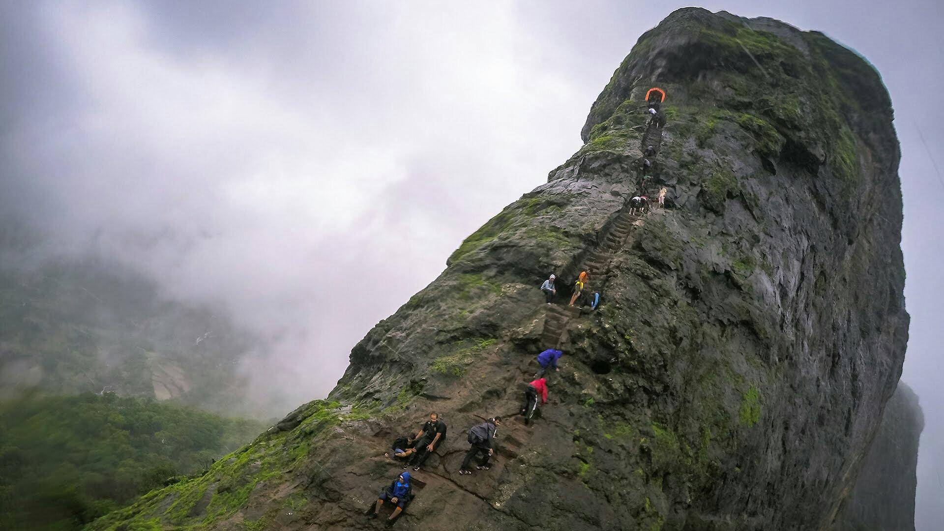HARIHAR FORT TREK