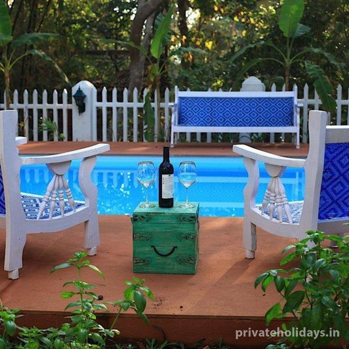 A 4br Private Villa With Swimming Pool In Nerul