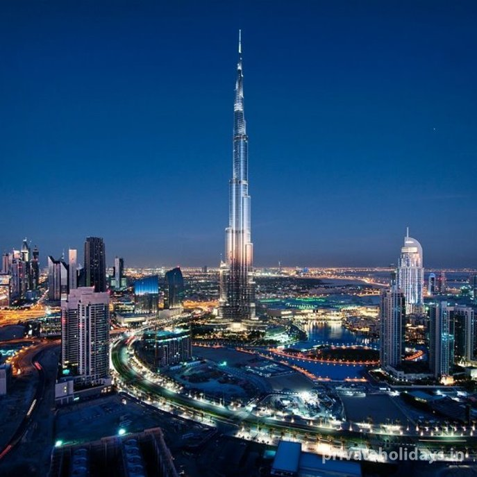 Dubai All Inclusive Tour Packages From Bangalore Private